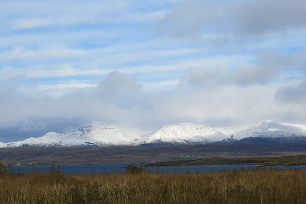 Hvaflfjördur Islande